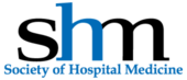 SHM Society of Hospital Medicine logo of endorsement